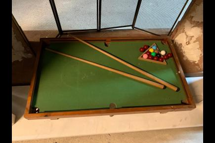 Mini billiard table for sale Medussa:1759